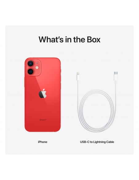 iPhone 12 mini product Red